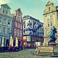 Qué ver en Poznan - Plaza del Mercado