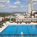 Hotel Emperador en Gran Vía de Madrid