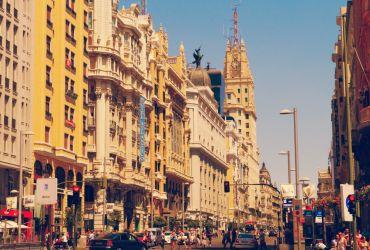 Gran Vía de Madrid