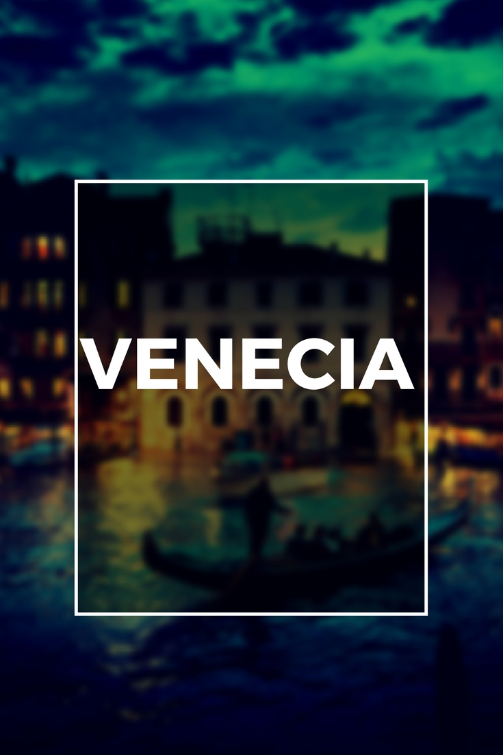 Guía de Venecia