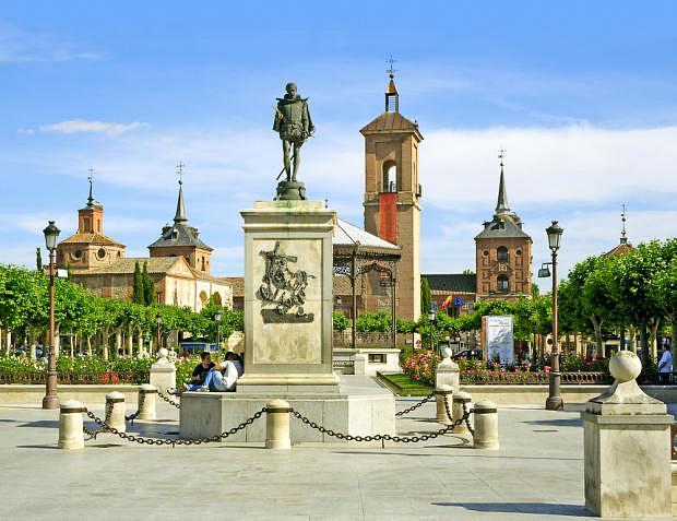 Alcalá de Henares - Lugares alrededor de Madrid para visitar