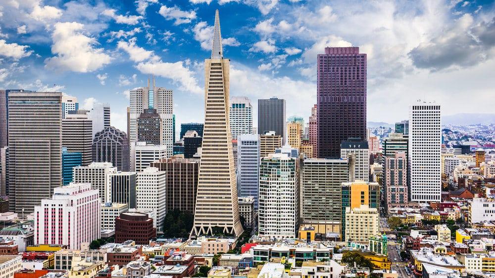 Alojarse en el Distrito Financiero de San Francisco