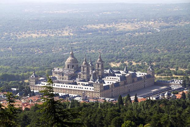 El Escorial  - Madrid