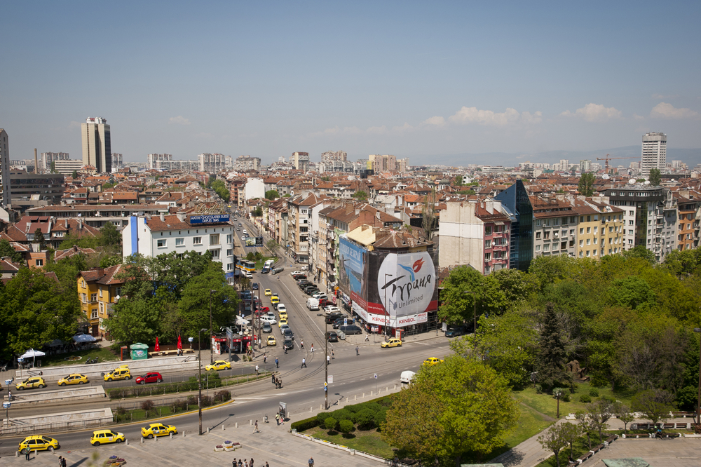 Best areas to stay in Sofia Bulgaria
