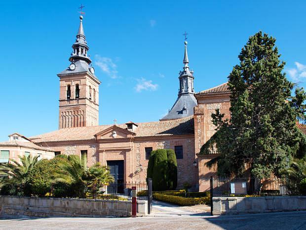 Navalcarnero - Villas de Madrid