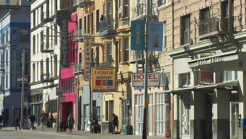 Tenderloin - Dónde hospedarse en San Francisco