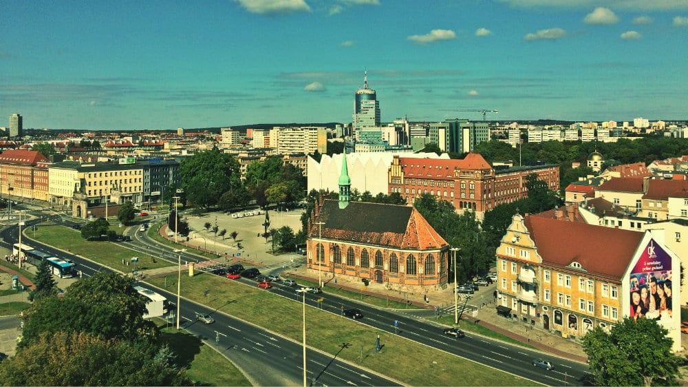 Vistas de Szczecin