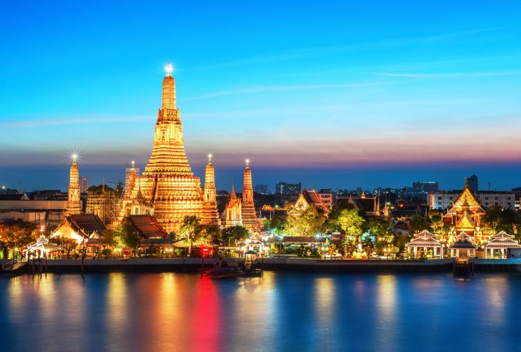 Dónde dormir en Bangkok - Mejores zonas y hoteles