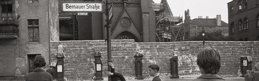 Berlín en los años 60