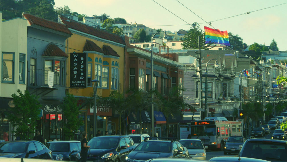 Castro el barrio gay de San Francisco