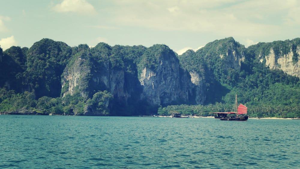 Tailandia no es un mal lugar para empezar una aventura