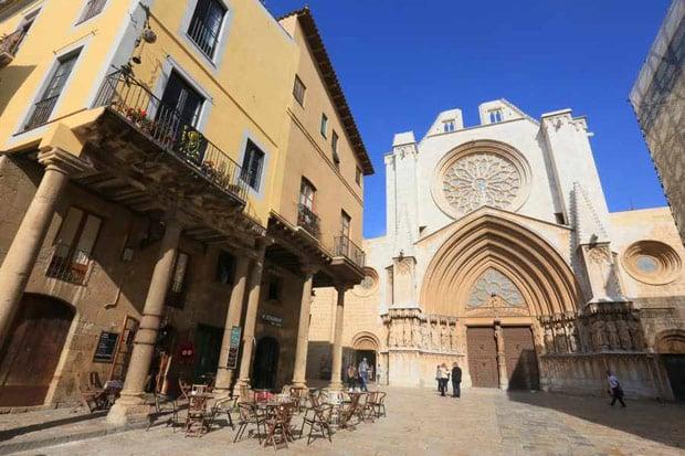 Catedral y centro histórico de Tarragona