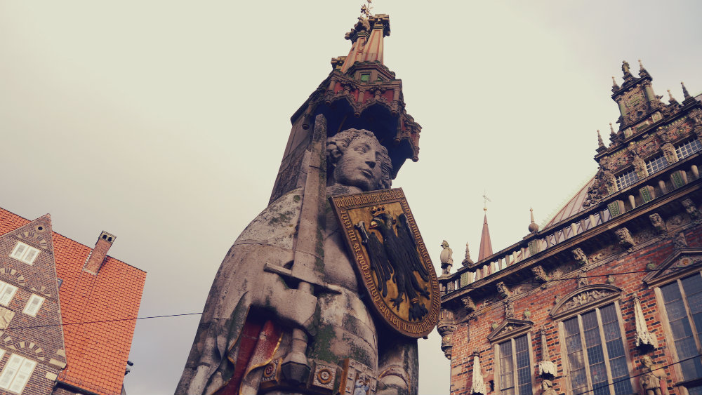 Estatua de Roland - Qué ver en Bremen