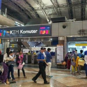 Alojarse en Kuala Lumpur - Sentral Station