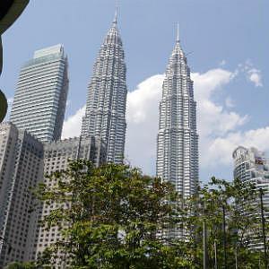 Dónde alojarse en Kuala Lumpur - KLCC