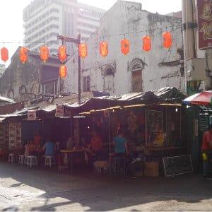 Mejores zonas para alojarse en Kuala Lumpur - Chinatown