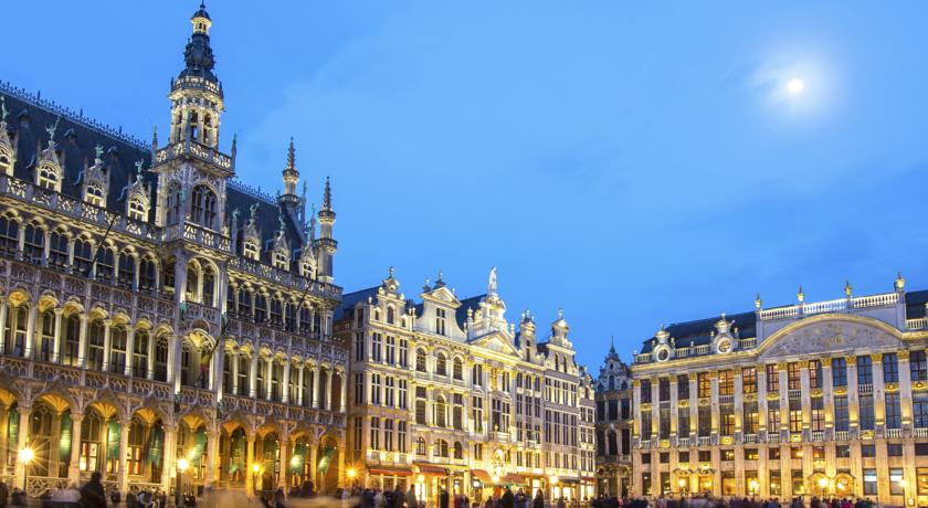 Best area to stay in Brussels: Centrum