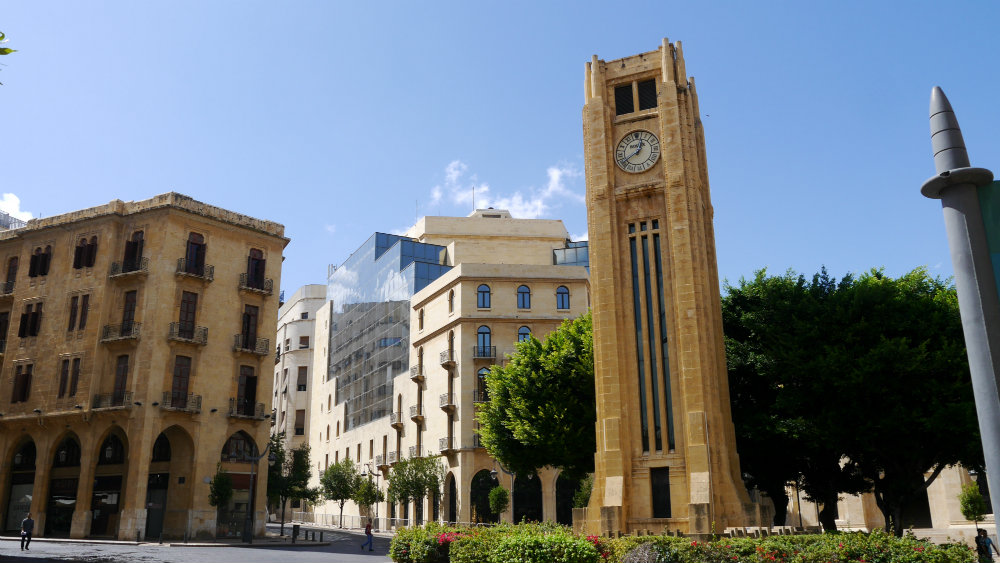 Best areas to stay in Beirut - Downtown