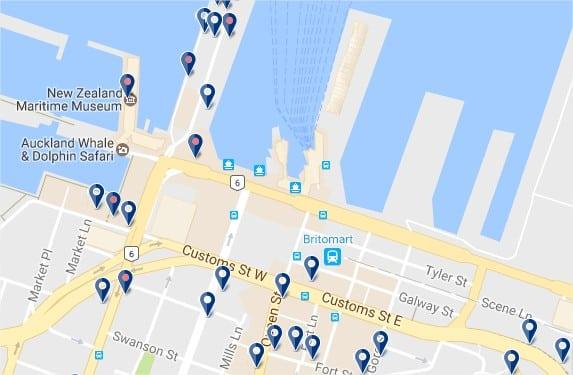 Alojarse en Britomart - Haz clic para ver todos los hoteles