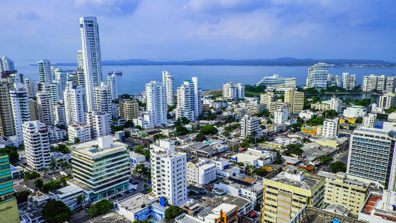 Dove soggiornare a Cartagena - Bocagrande