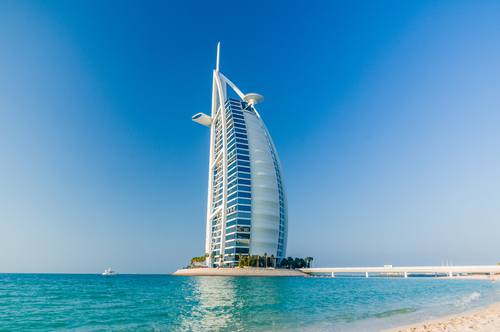 Where to stay in Dubai - Dubai Beach