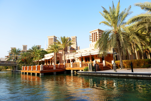 Where to stay in Dubai - Jumeirah