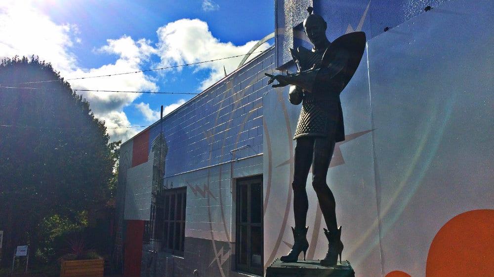 Estatua de Riff Raff