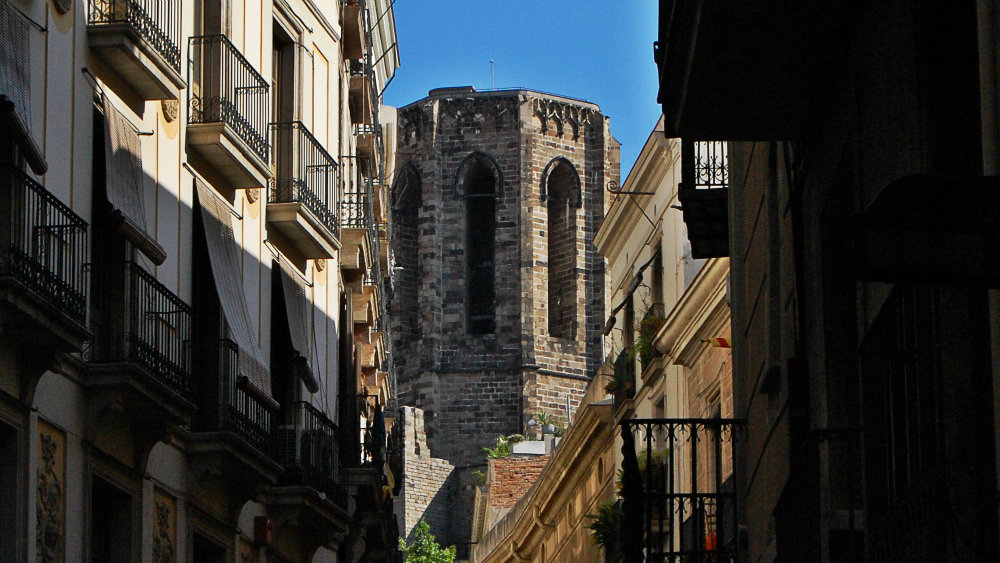 Barrio Gótico - Best area to stay in Barcelona