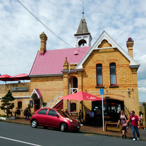 Hospedarse en Auckland - Ponsonby