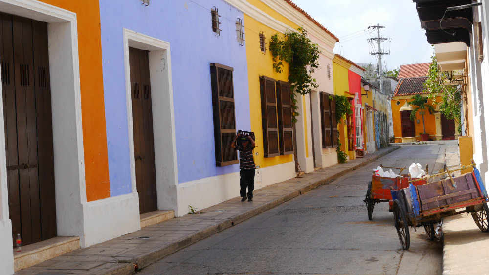 Best areas to stay in Cartagena, Colombia - Getsemaní