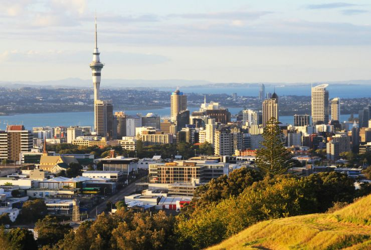 Mejores zonas para dormir en Auckland - Nueva Zelanda