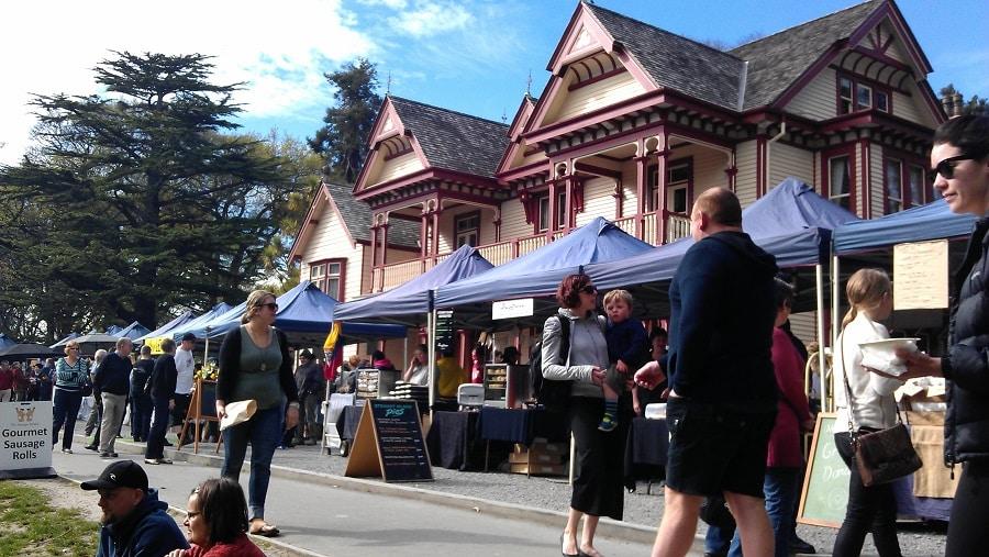 Riccarton Christchurch