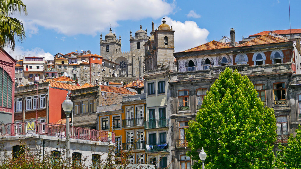 Where to stay in Porto - Sé, the Cathedral Quarter