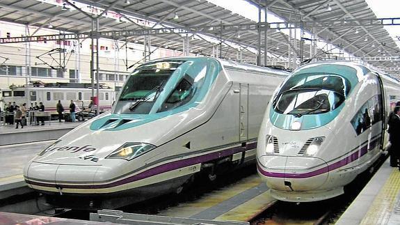 Staying near Malaga's train station