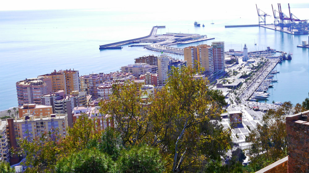Best areas to stay in Malaga - La Malagueta