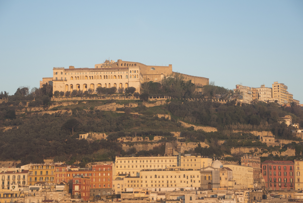 Best area to stay in Naples, Italy - Vomero