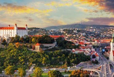 Dónde dormir en Bratislava - Mejores zonas y hoteles