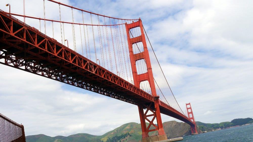 Puente del Golden Gate, San Francisco