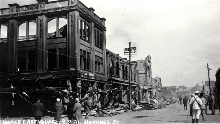 Terremoto de Napier