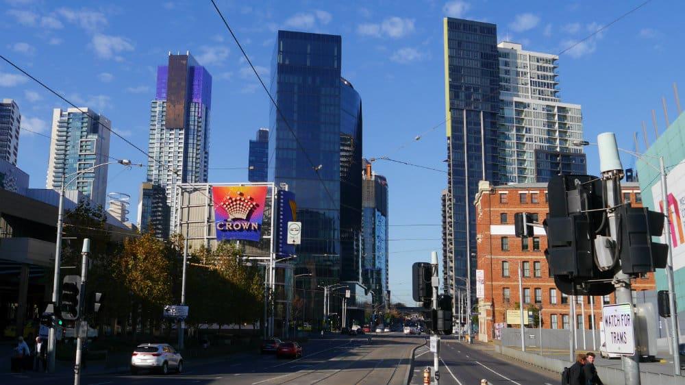 Dónde dormir en Melbourne - Southbank