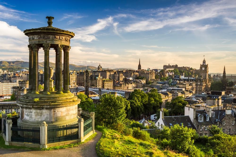 Dónde dormir en Edimburgo - Mejores zonas y hoteles