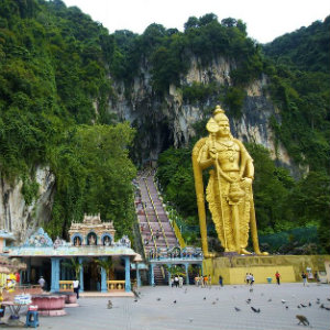 Qué ver en Kuala Lumpur - Batu Caves