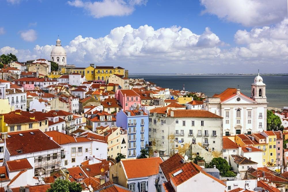 Alfama - Best neighbourhoods to stay in Lisbon