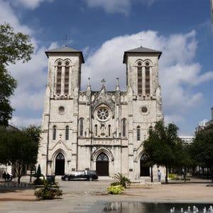 Catedral de San Fernando - San Antonio, Texas