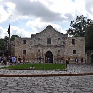 El Álamo - Qué ver en San Antonio Tejas