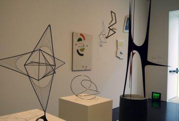 Escultura contemporánea en el Blanton Museum of Art