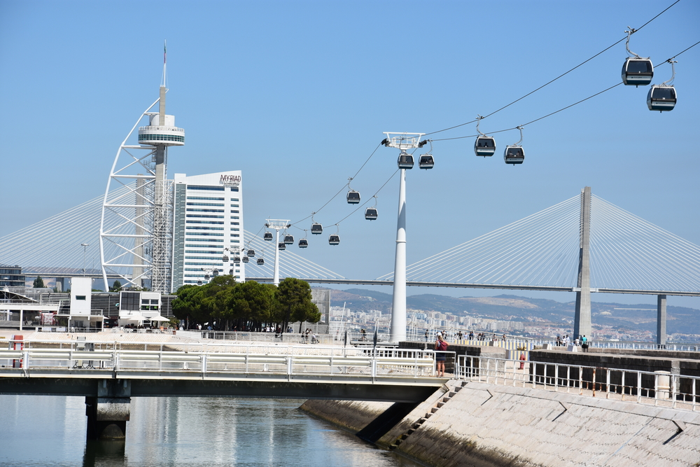 Best areas to stay in Lisbon, Portugal - Parque das Nações