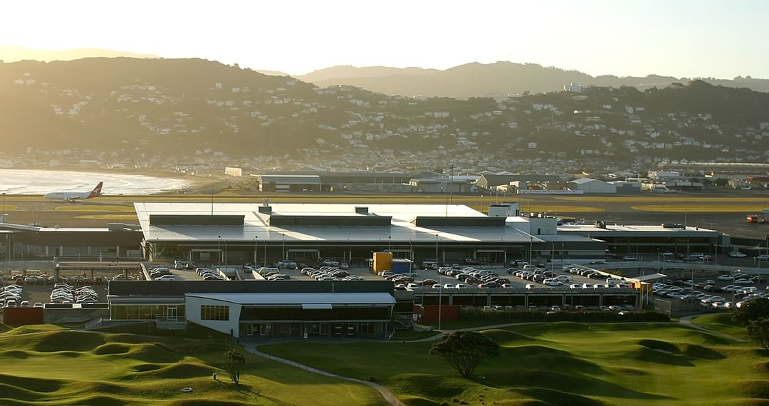 Where to stay in Wellington NZ - Wellington International Airport