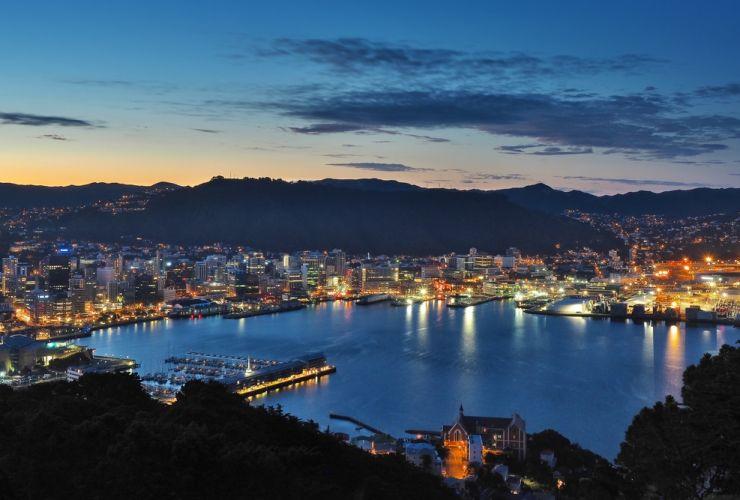 Dónde dormir en Wellington, Nueva Zelanda - Mejores zonas y hoteles