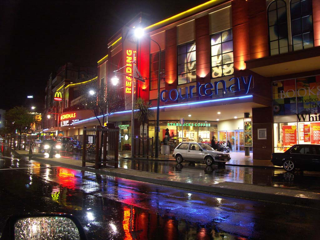 Best areas to stay in Wellington Courtenay Place